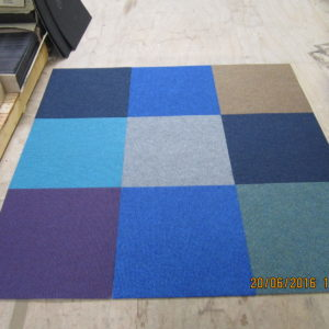 Random Mix carpet Tiles