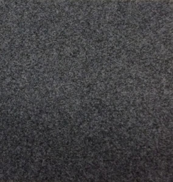 Dark Grey Carpet tiles, plain pattern, loop pile