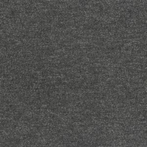 Burmatex Plain Coal Dark Grey Carpet Tile