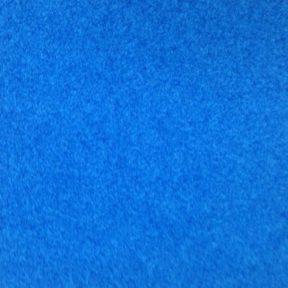 Bright Blue Rough Feel Carpet Tile