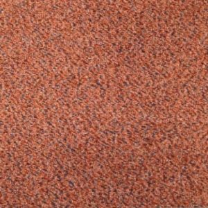 burmatex earth terracotta carpet tile