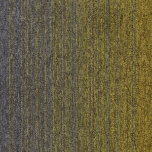 Grey/Yellow Loop Pile carpet tile Leading UK Brand