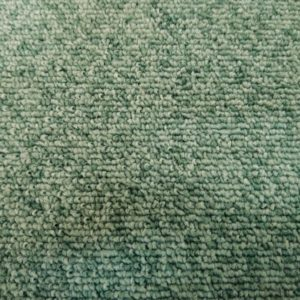 Peppermint Green Loop Pile carpet tile