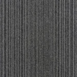 Two Way Grey Stripe Carpet tile
