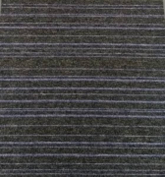 Grey Mauve stripe Loop Pile